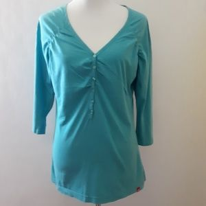 The North Face | Turquoise Top